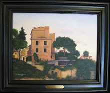 Sundown Italy  11x14 $350