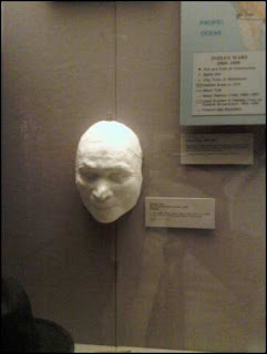 Sitting Bull Death Mask