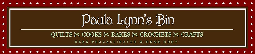 Paula Lynn's Bin