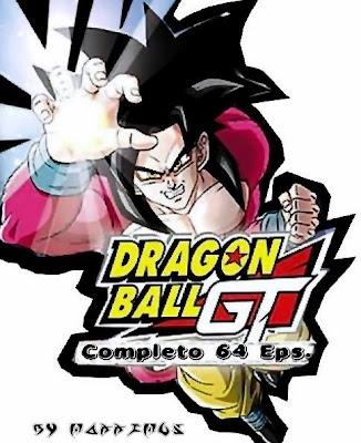 Telona - Filmes rmvb pra baixar grátis - Dragon Ball GT - Completo DVDRip Dublado