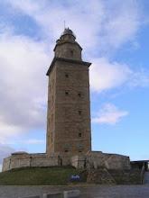 La Torre de Hércules - La Coruña