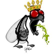 Premio Otorgado por mi mosca, bichejo, en casa...