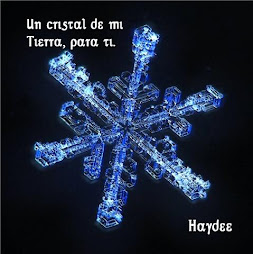 Regalo de Hayde...