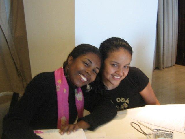 Lore y Roseane