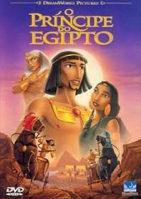 Assistir O Príncipe do Egito - Dublado