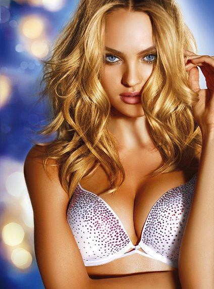 candice swanepoel victorias secret model