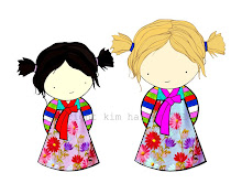 My Girls As Done By Kim Haller