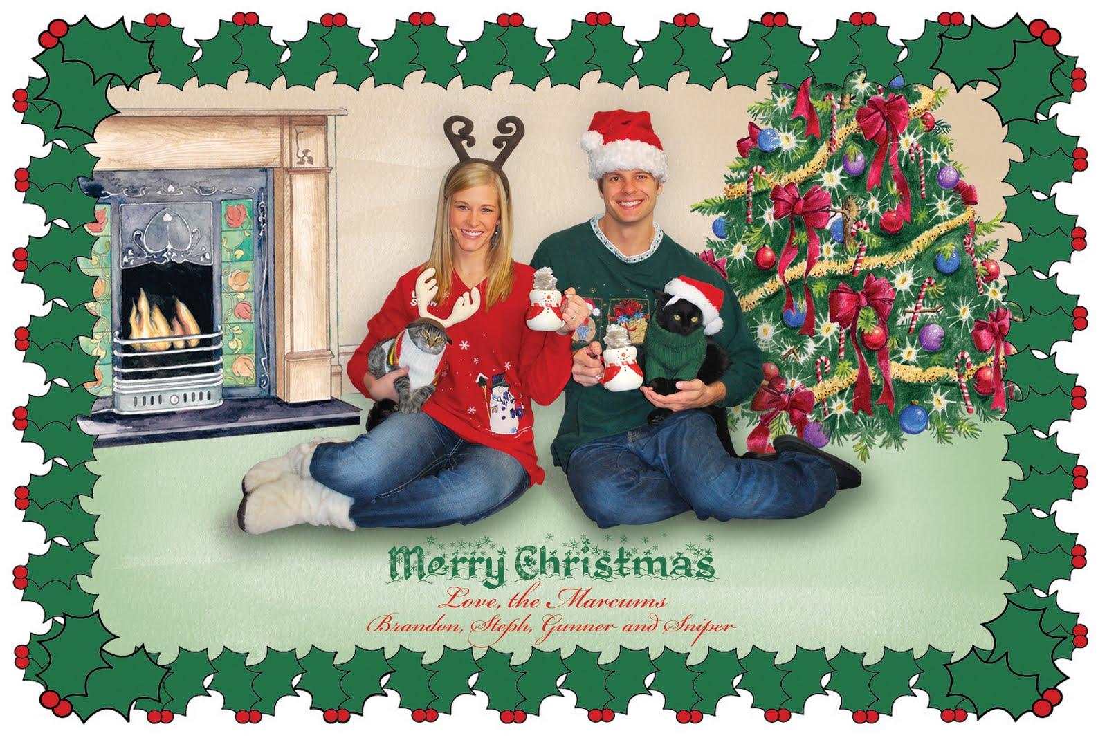 Christmas Card Time! | marcums