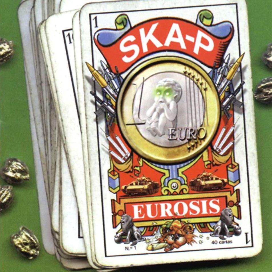Ska-p Discografia completa Ska_P-Eurosis-Frontal