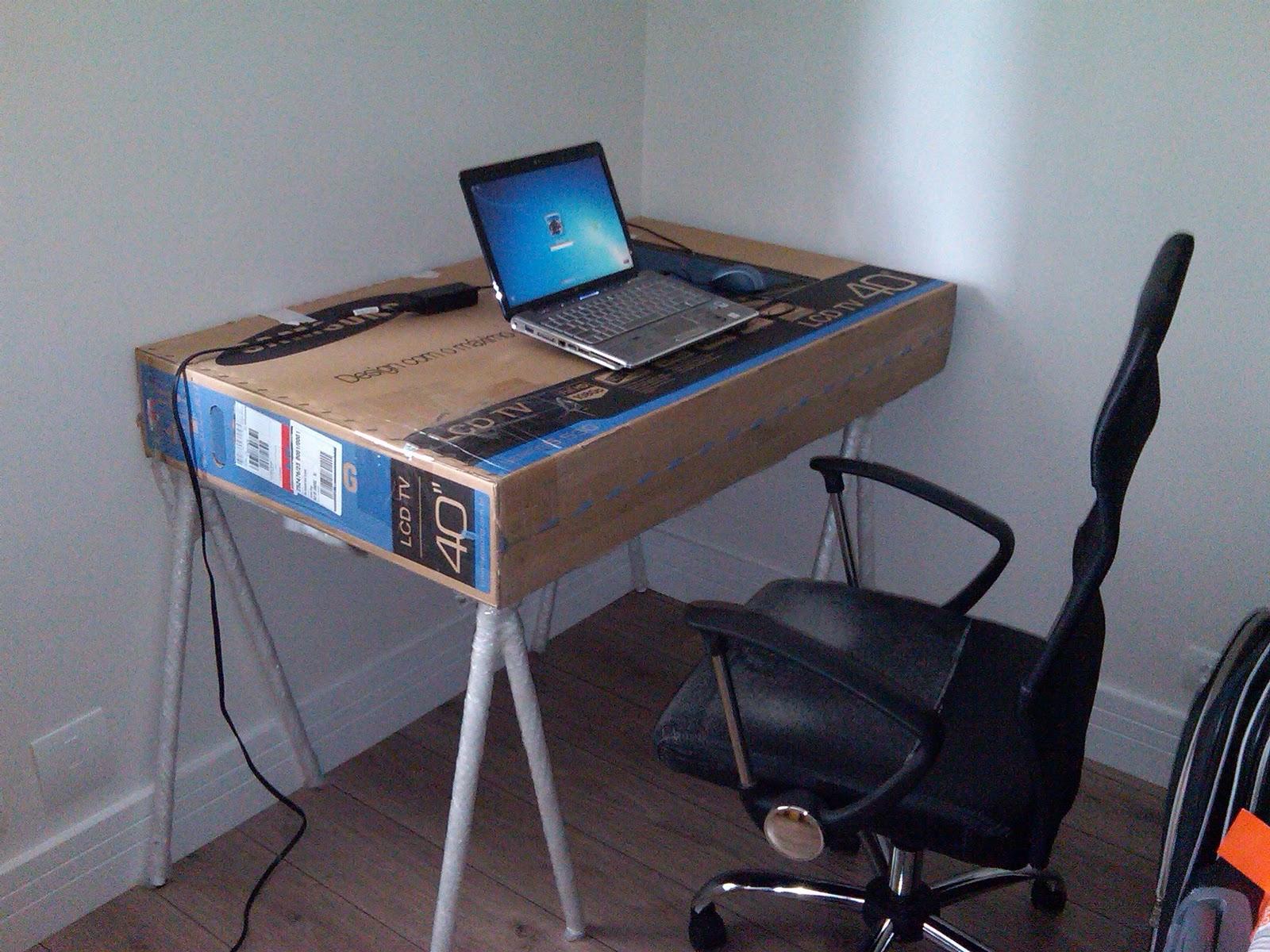 Esse aqui é nosso HomeOffice o local onde eu trabalho todos os dias. #2770A4 1600x1200