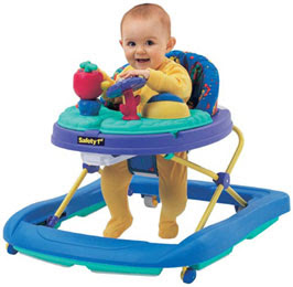 Baby Walker Prohibited In Canada – Your Baby Nursery