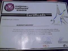MAIORES & MELHORES 2009!