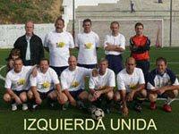 Nuestro equipo de futbol-7 veteranos