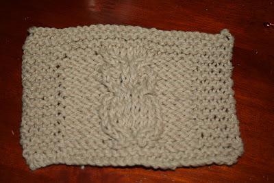 the knitting on method cast on 28 sts knit knit knit knit k5 p5 k8 p5