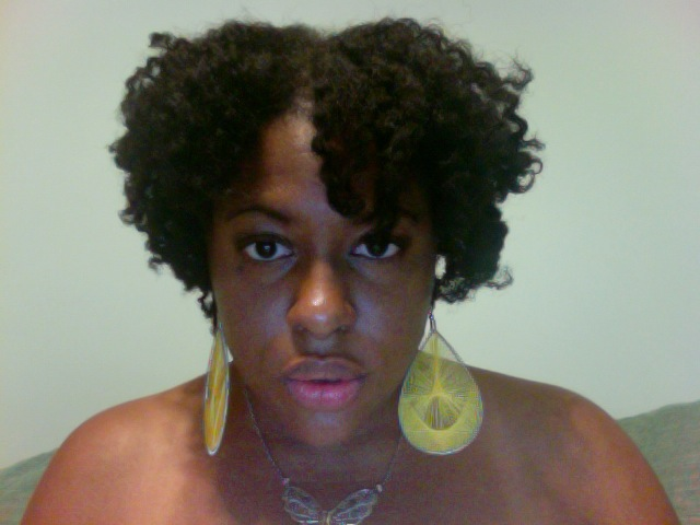 crazy natural hair journey