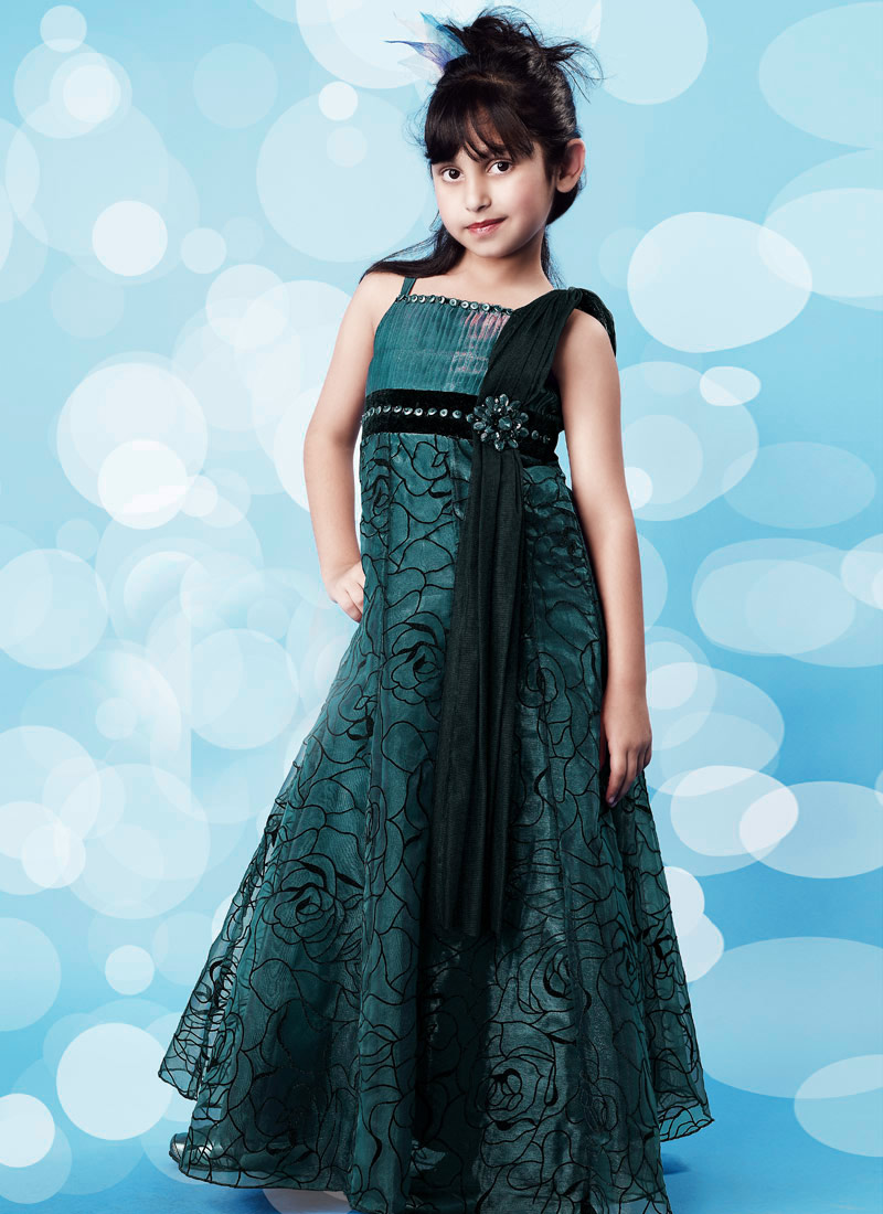 Ladies 1st Ever ~**~: Party Wear Dresses For Baby Girls