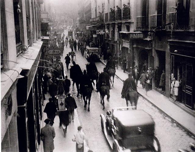 Lo que de verdad me gusta fotos antiguas for Calle prado 9 madrid