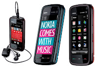 nokia 5800 xpress music mobile phone