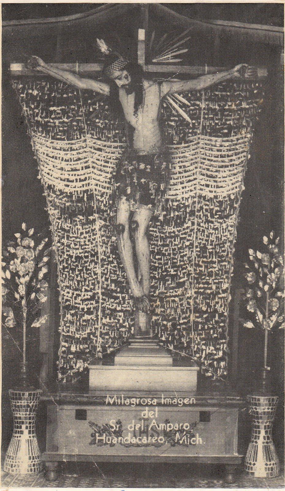 El Cristo - Nuestro Senor del Amparo