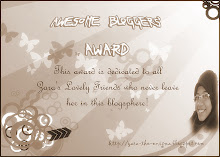 Awesome bloggers award