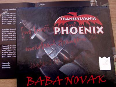 Phoenix Baba Novac