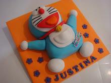 Doraemon for Justina