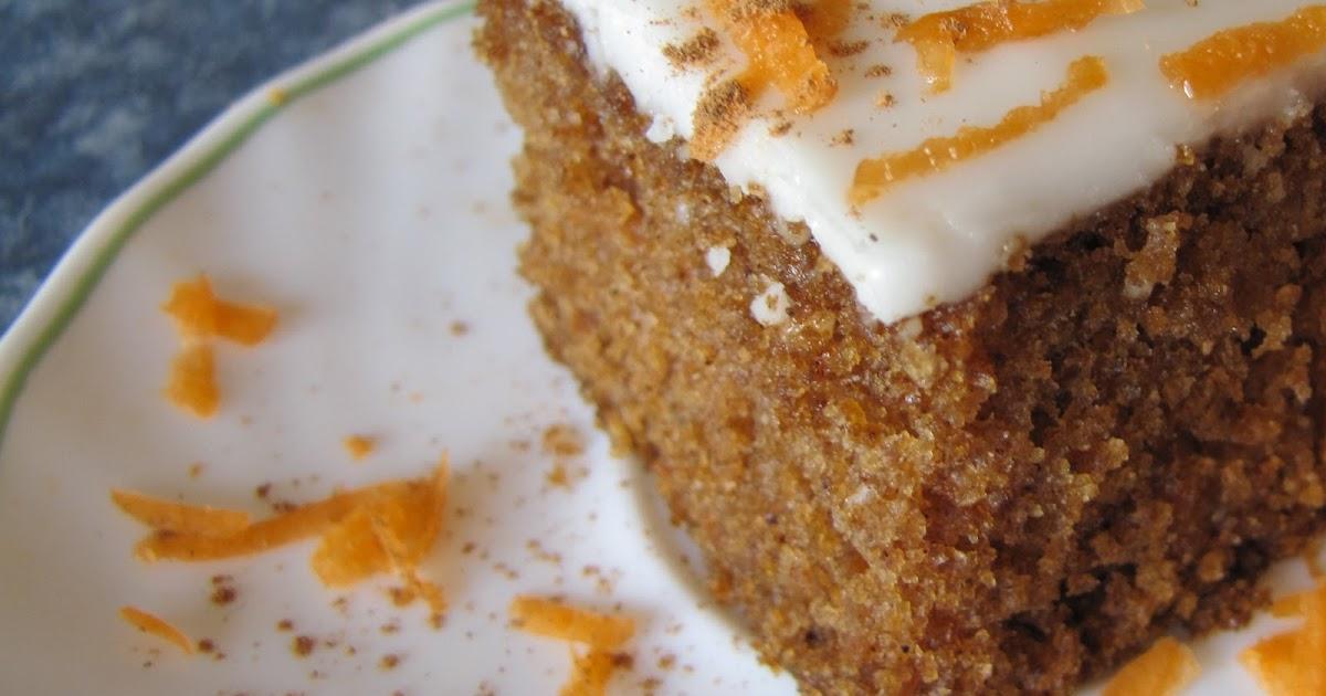 The Gluten Free Gathering Carrot Cake