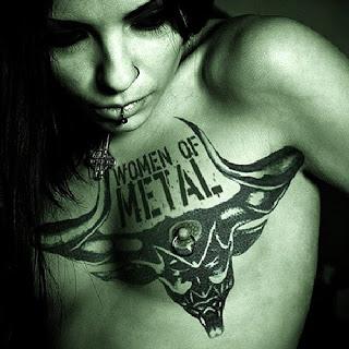 Metaleras wenorras WOMEN+OF+METAL