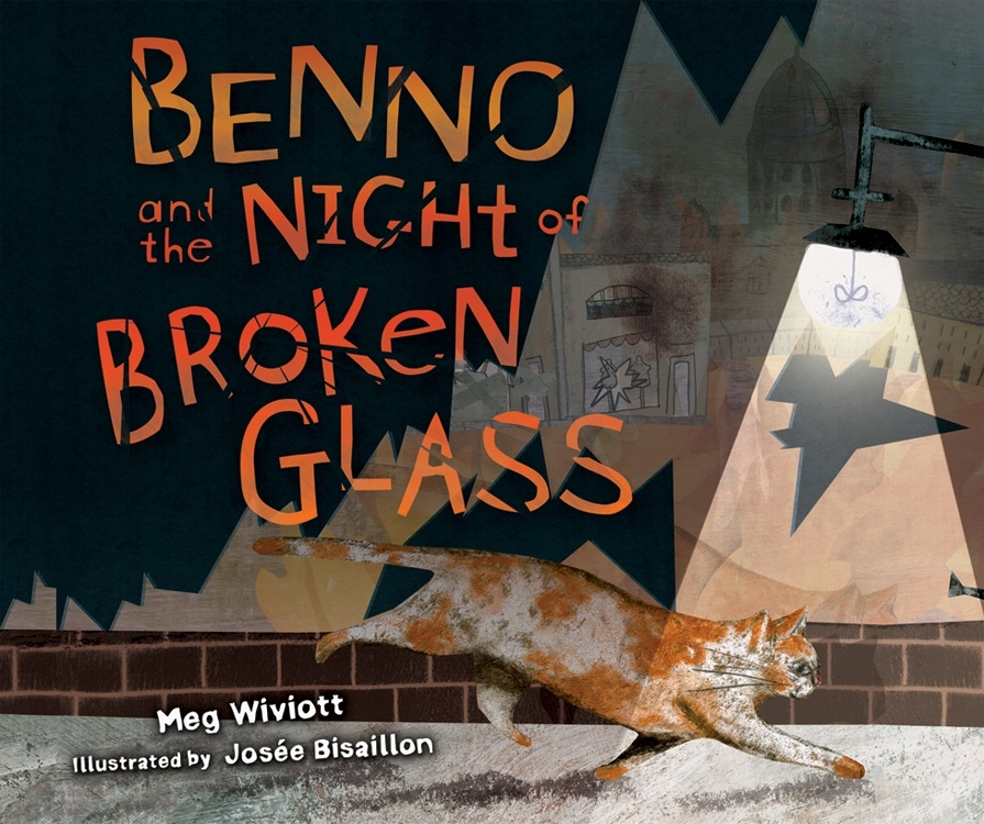 Picture book review benno and the night of broken glass