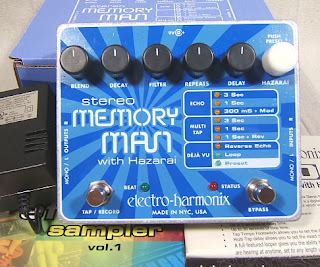 ehx smmh New EHX pedals in!