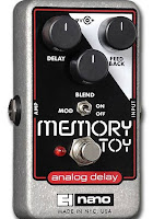 eh mtoy More Electro Harmonix pedals coming in shortly!