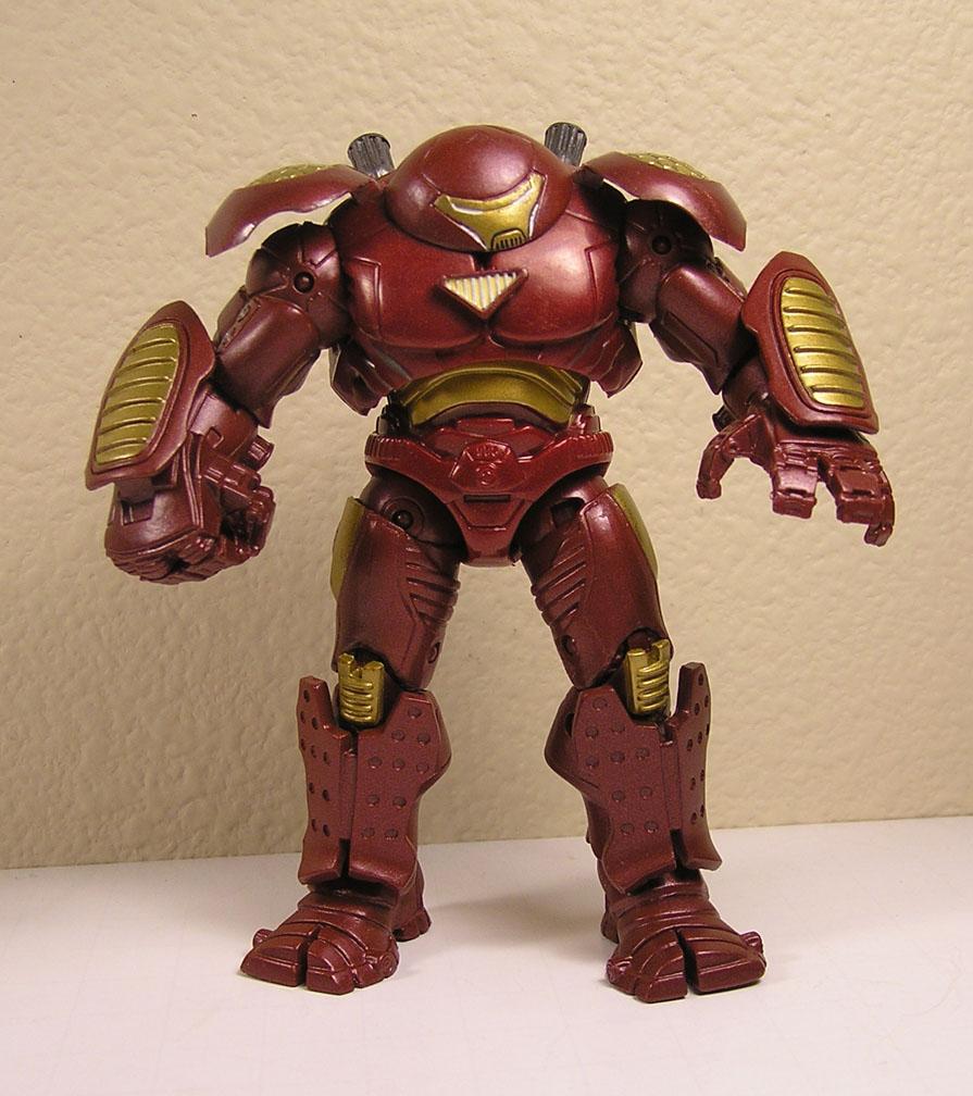 Iron Man Hulk Buster Suit