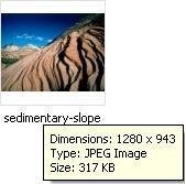 Optimized Image File Name