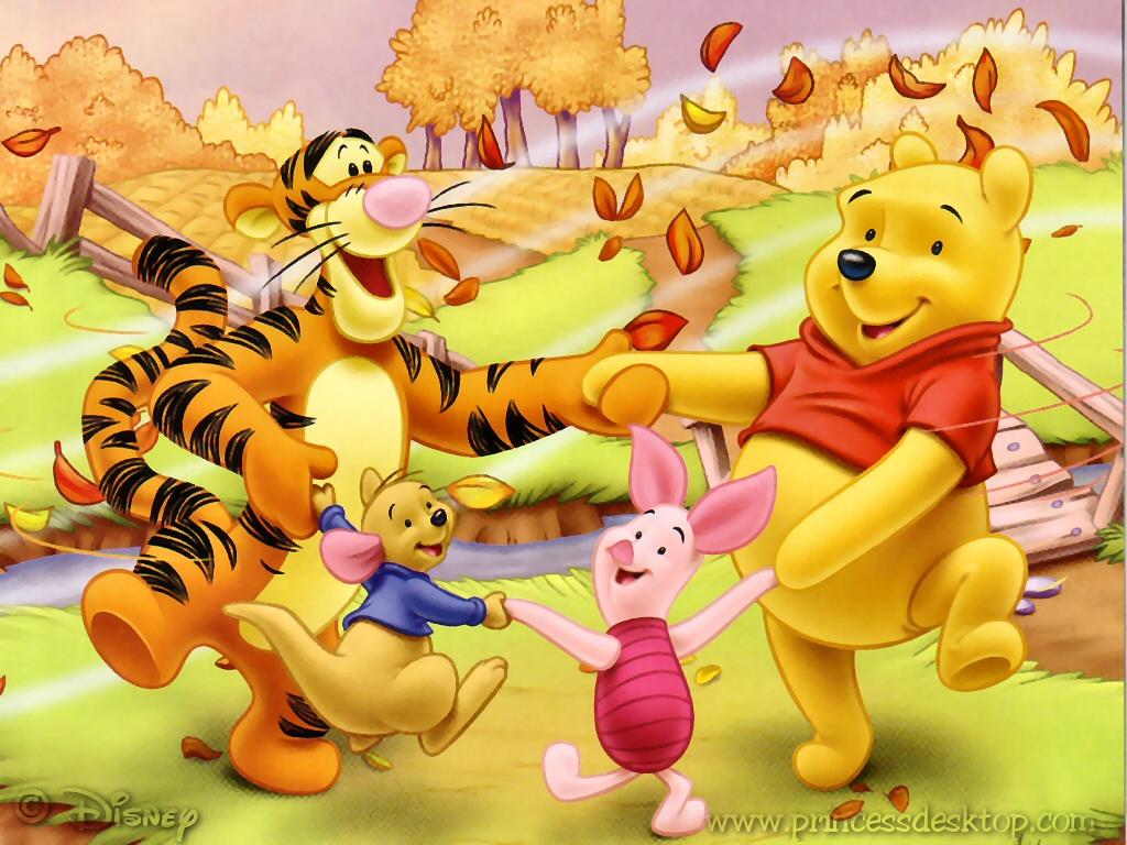 Ursinho Pooh - Imagens, Mensagens e Frases para Facebook