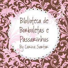 KIT - Biblioteca de Borboletas e Passarinhos