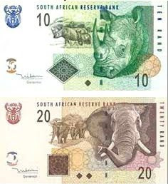 R10 and R20 notes