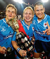 Blue Bulls win Currie Cup
