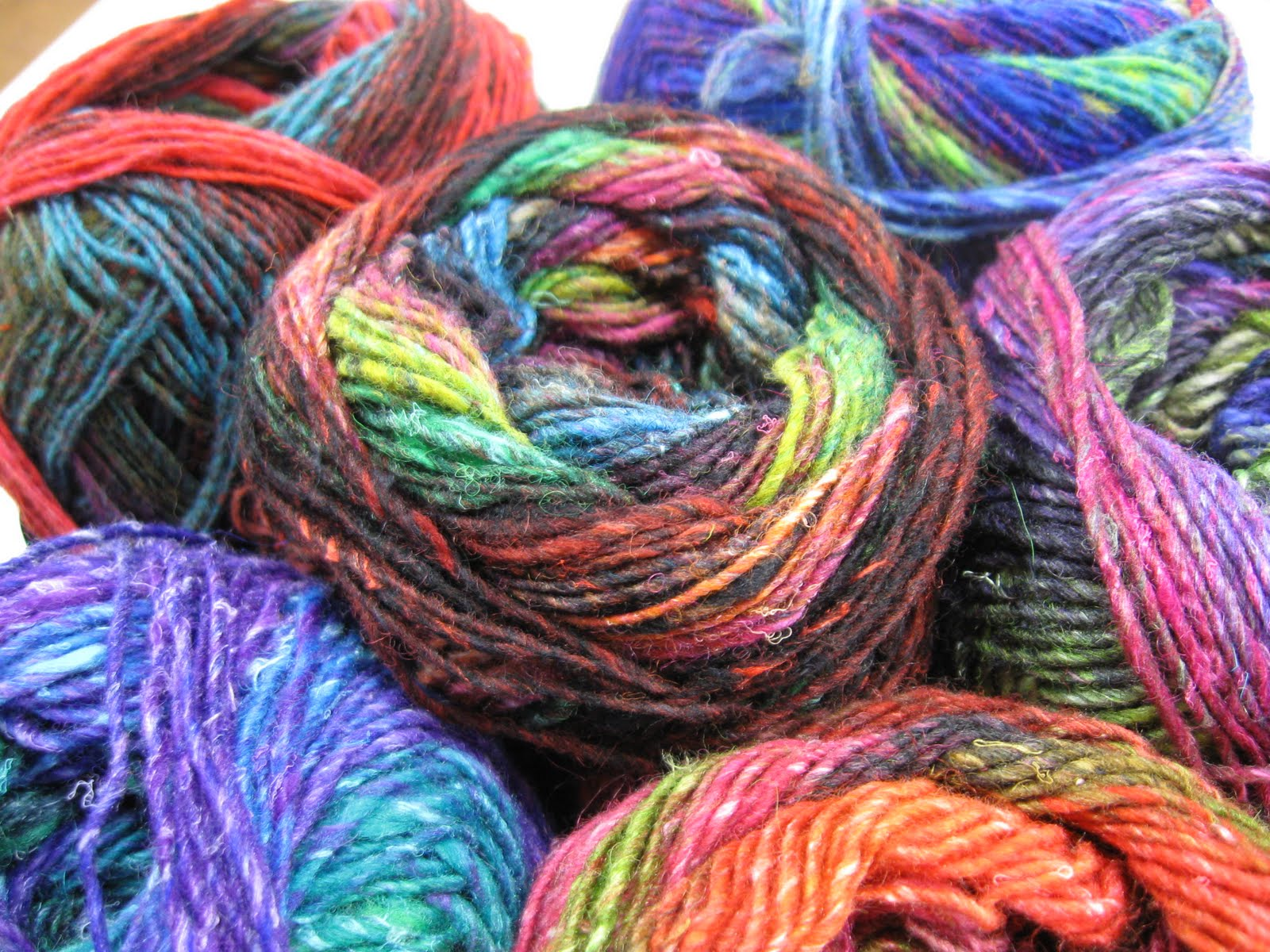 ... noro yarns perhaps you have seen them in our yarn departments lovely