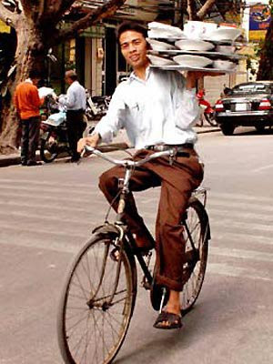 Vietnam, transportation