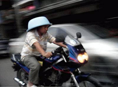 Vietnam, Transportation, Bicycle, Motorcyle, Tricycle