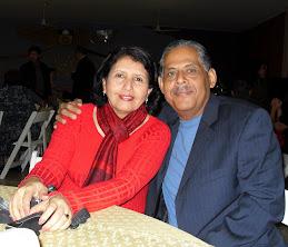 Nuestro Pastor y su Esposa