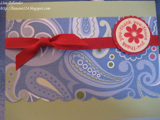 Anna Griffen paisley, stampin up seeing spots