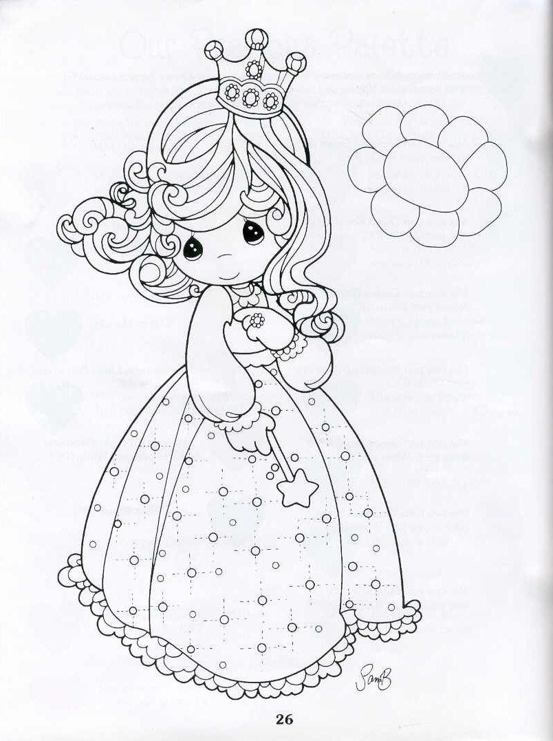 Angel Precious Moments niña - Imagui
