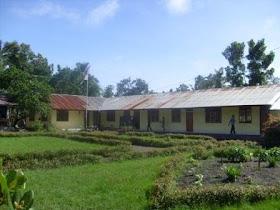 Gedung SMPK Slamet Kecamatan - Soa, Kab. Ngada