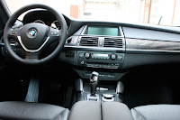Met-R BMW X6 Interceptor Interior dashboard