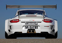This new model 911GT3 back view