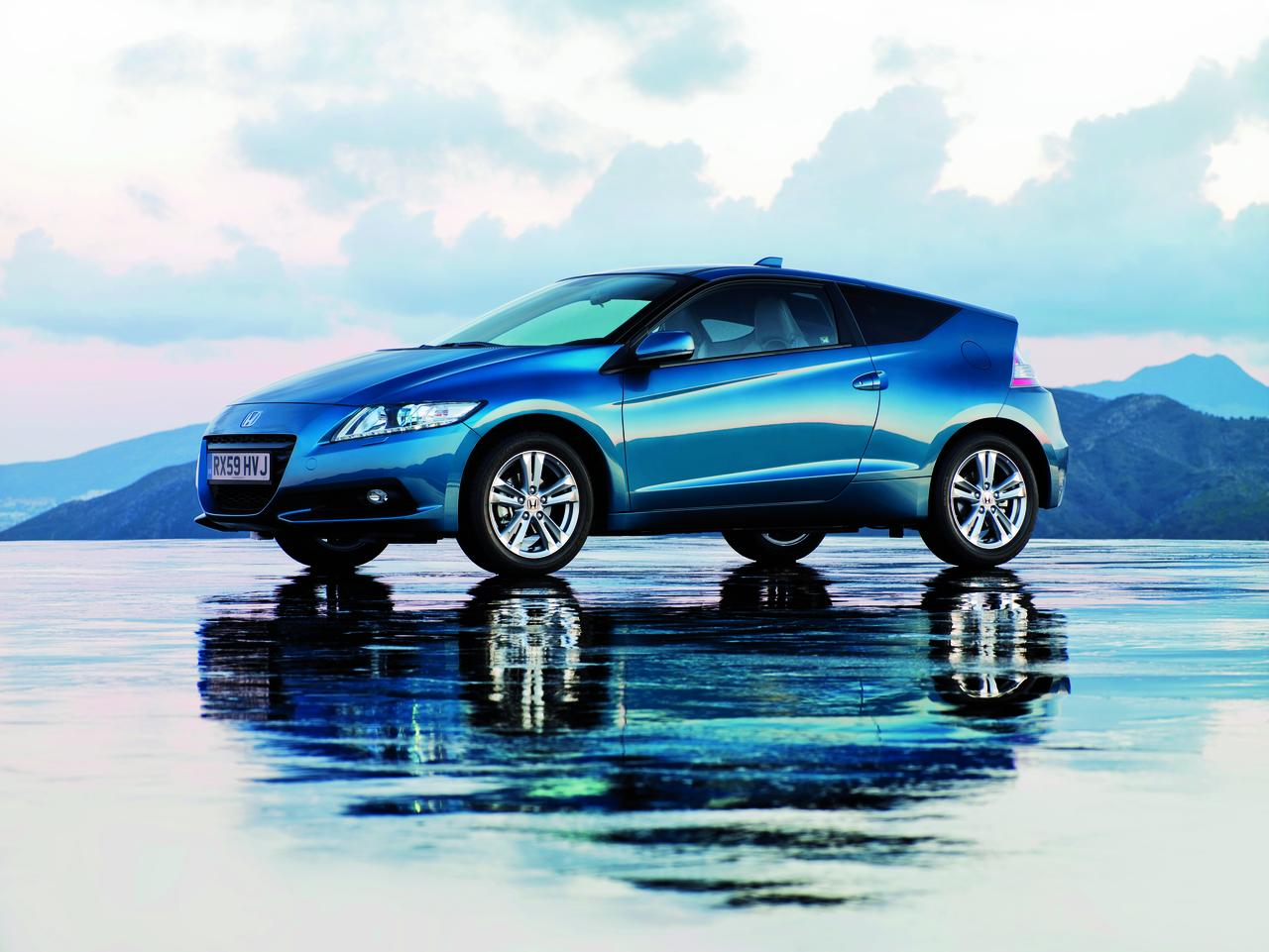 about 2011 Honda CR-Z and