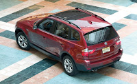 BMW X3 2011 Pictures  Present at Internet back view
