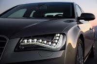 2011 Audi A8 Enter Next Year light view