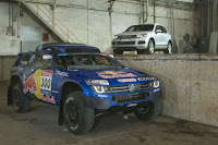 2011 VW Race Touareg 3 More Faster